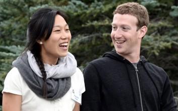 Η κόρη του ντελιβερά που έκανε «like» στην καρδιά του Mr Facebook