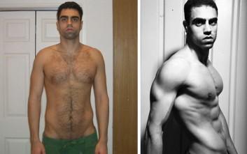 Πώς να αποκτήσεις σώμα μοντέλου σε 12 εβδομάδες