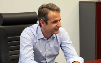 Μητσοτάκης στο Bloomberg: Χάθηκαν δύο χρόνια λόγω ΣΥΡΙΖΑ