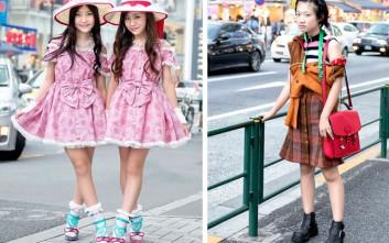 Να τι μπορεί να συναντήσεις στους δρόμους του Τόκιο