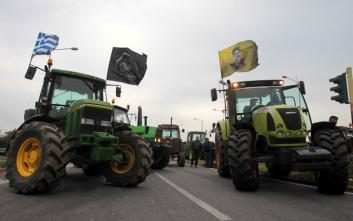 Αγροτικό συλλαλητήριο στην κεντρική πλατεία των Τρικάλων