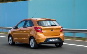 Δυναμικό «παρών» των Ford Ka+ και Fiesta ST-Line στην «Αυτοκίνηση»