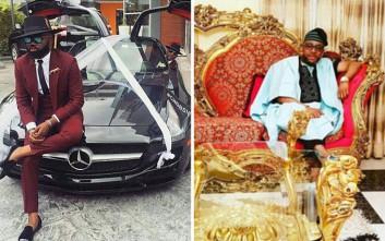 Τα πλουσιόπαιδια της Νιγηρίας και η χλιδάτη ζωή τους στο Instagram