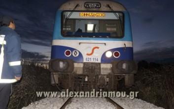 Τραγωδία στην Ημαθία όπου τρένο παρέσυρε και σκότωσε 18χρονη