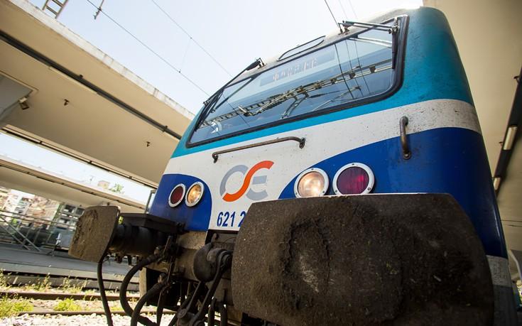 Συνεχίζονται οι εργασίες στη γραμμή Αθηνών- Θεσσαλονίκης όπου εκτροχιάστηκε τρένο