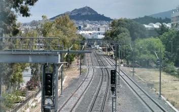 Σε 24ωρη απεργία σήμερα οι σιδηροδρομικοί