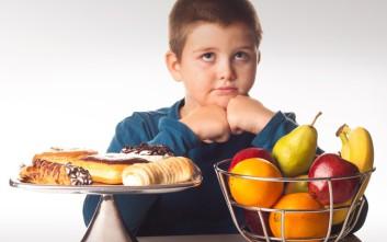 Κάθε πότε πρέπει να τρώνε γλυκά τα παιδιά