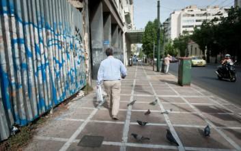 Καθαρίζονται την Κυριακή τα πεζοδρόμια της Πατησίων