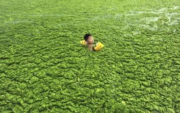 Η απίστευτη ρύπανση της Κίνας μέσα από φωτογραφίες