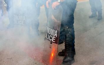 Αστυνομικοί καταγγέλλουν επίθεση σε διμοιρία των ΜΑΤ από οπαδούς με μηχανές στην Πατησίων