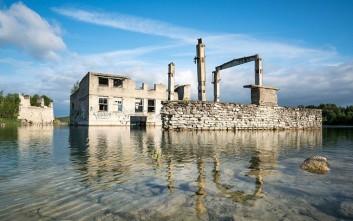 Επικίνδυνες καταδύσεις στο «Αλκατράζ» της Ευρώπης