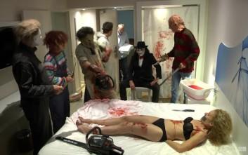 Ο Ρεμί επιστρέφει με την πιο τρομακτική του φάρσα σε υπάλληλο ξενοδοχείου
