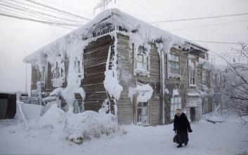 To πιο παγωμένο χωριό του πλανήτη και η ζωή των κατοίκων του
