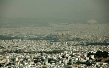 Καθαρότερος ο ουρανός στην Αθήνα μετά από τα περιοριστικά μέτρα λόγω κορονοϊού