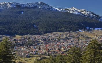 Απόδραση σε ένα από τα ψηλότερα χωριά των Βαλκανίων που βρίσκεται στην Ελλάδα