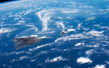Απίστευτες φωτογραφίες της Γης από το διάστημα