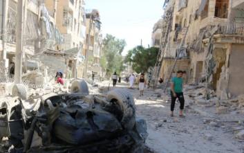 Προσπάθεια για νέα κατάπαυση του πυρός στη Συρία