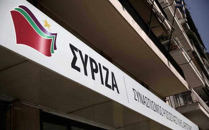 ΣΥΡΙΖΑ: Η ΝΔ είναι εναντίον της διαφάνειας και της δημοκρατικής λογοδοσίας στην ΕΕ
