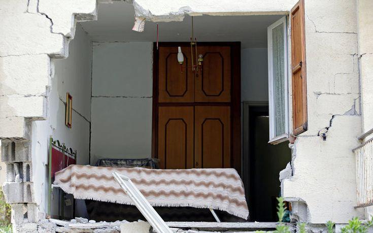 Ιταλία σεισμός