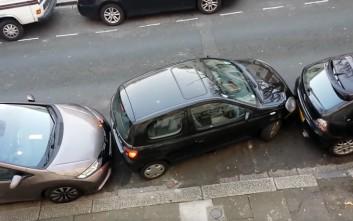 Το παρκάρισμα δεν είναι το φόρτε τους