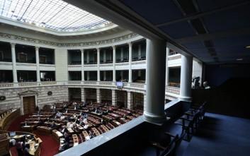 Οι εξελίξεις στην ελληνική οικονομία σε κοινή συνεδρίαση στη Βουλή