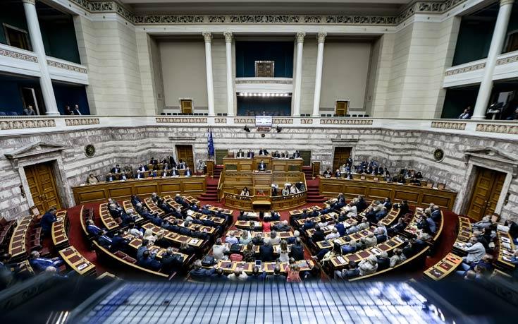 Υπερψηφίστηκε το πολυνομοσχέδιο με τα προαπαιτούμενα