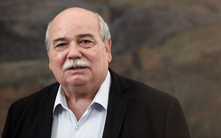 Βούτσης: Η κρίση στη Μέση Ανατολή ευκαιρία για επίλυση Κυπριακού και Παλαιστινιακού