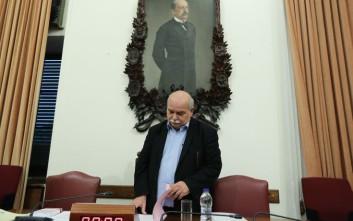 Απέσυρε ο Βούτσης την πρόταση Πολύδωρα για το ΕΣΡ