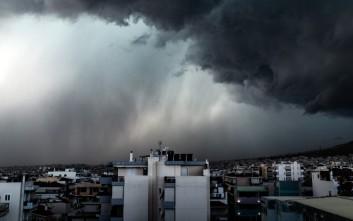 Οι υψηλές θερμοκρασίες «γεννούν» καταιγίδες
