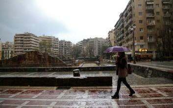 Ψυχρές αέριες μάζες φέρνουν χειμώνα για 48 ώρες στην Ελλάδα