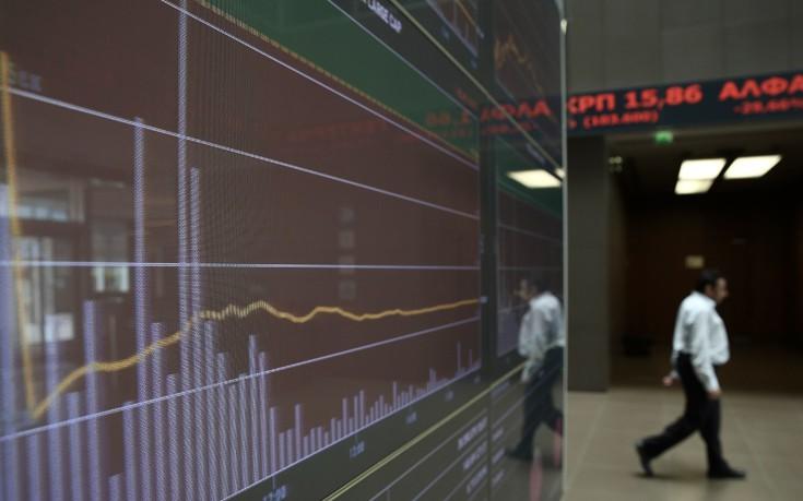 Νέα πτώση στο χρηματιστήριο