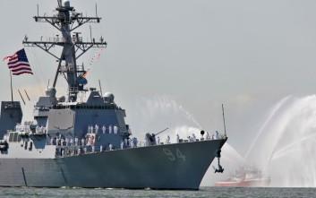 ΑΝΤΙΤΟΡΠΙΛΙΚΟ ΗΠΑ USS Nitze