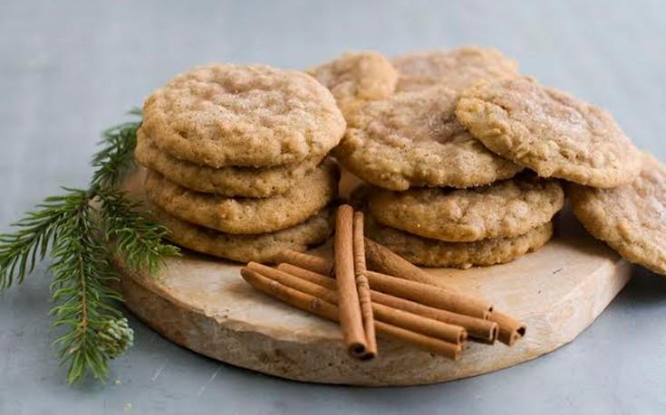 Μπισκότα κανέλας