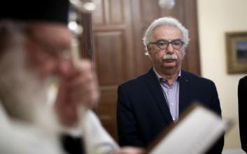 Γαβρόγλου: Καμία απολύτως αλλαγή στο μάθημα των θρησκευτικών