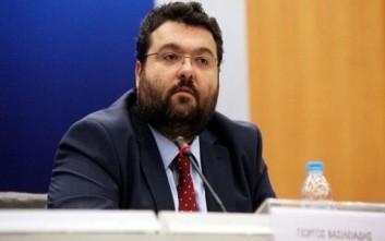 Βασιλειάδης: Αβλεψία η κατάργηση των ποινών για τα επεισόδια στις εξέδρες