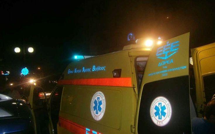 Ληστεία τα ξημερώματα στη Θεσσαλονίκη, στο νοσοκομείο τέσσερις