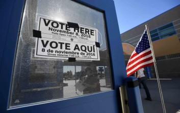 Καταγγελία για «ανωμαλίες» στις εκλογές σε τρεις πολιτείες των ΗΠΑ