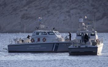Τουρκικό σκάφος έπλεε ακυβέρνητο ανοιχτά του Αγαθονησίου