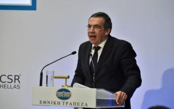 Παραιτήθηκε ο διευθύνων σύμβουλος της Εθνικής, Λεωνίδας Φραγκιαδάκης
