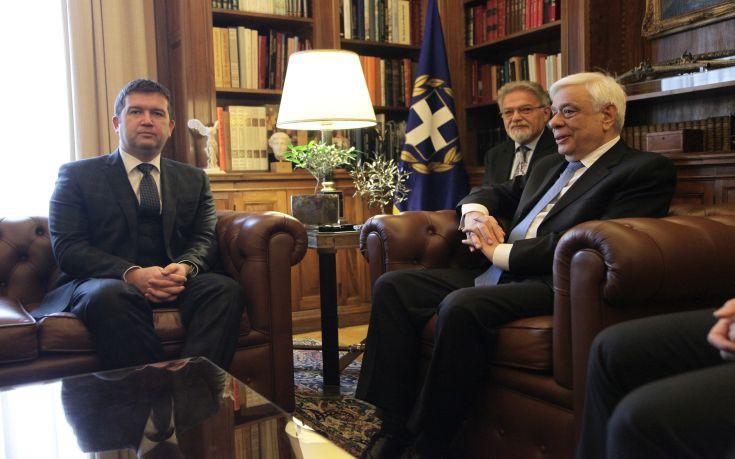 Παυλόπουλος: Ο τρόπος που αντιμετωπίζουν οι εταίροι το προσφυγικό είναι έξω από την πραγματικότητα