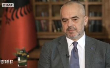 Ράμα: Η ιδέα της «Μεγάλης Αλβανίας» προκύπτει από κάποιους που την φοβούνται