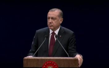 Νέο παραλήρημα Ερντογάν για τη συνθήκη της Λωζάνης