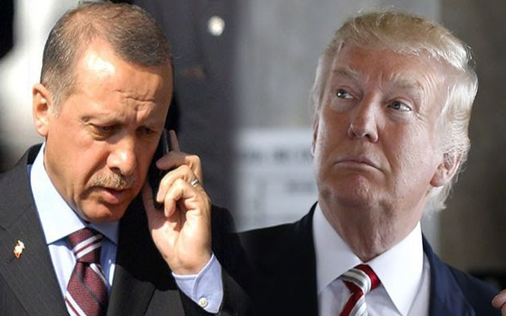 Αποτέλεσμα εικόνας για ερντογαν τραμπ
