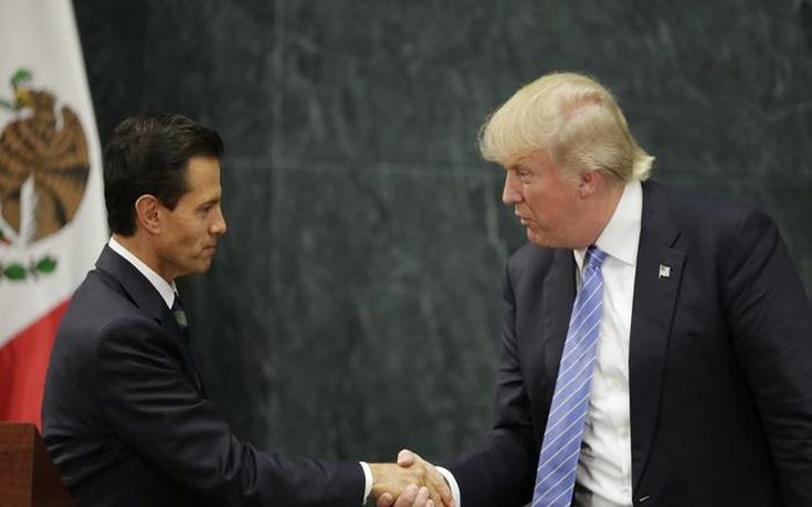 Ο Νιέτο ακύρωσε τη συνάντησή του με τον Τραμπ