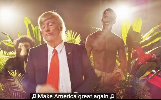 Το βίντεο με τον Τραμπ που έγινε viral