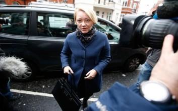 Σουηδή εισαγγελέας στο Λονδίνο για να ανακρίνει τον Ασάνζ