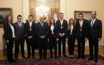 Ελληνική πρωτιά σε παγκόσμιο σχολικό διαγωνισμό τεχνολογίας