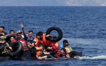 ναυάγιο μετανάστες