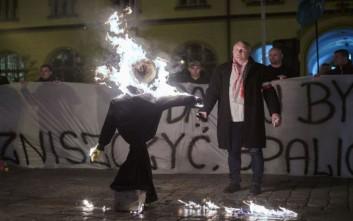 Φυλάκιση για ακραίες αντισημιτικές εκδηλώσεις στην Πολωνία