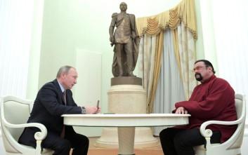 Ο Στίβεν Σιγκάλ είναι και επισήμως Ρώσος